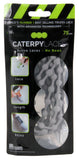 Caterpy Laces Ghost Grey 75cm