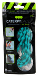 Caterpy Laces Sea Green 75cm