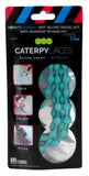 Caterpy Laces Sea Green 50cm