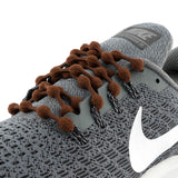 Chestnut Brown Caterpy Laces