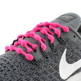 Hot Pink Caterpy Laces
