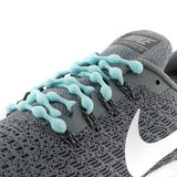 Glacier Blue Caterpy Laces