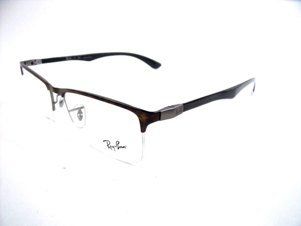 4ad60227a7 ... italy ray ban eyeglasses rb 8413 col.bronze 2783 optical frame new  authent super fashion