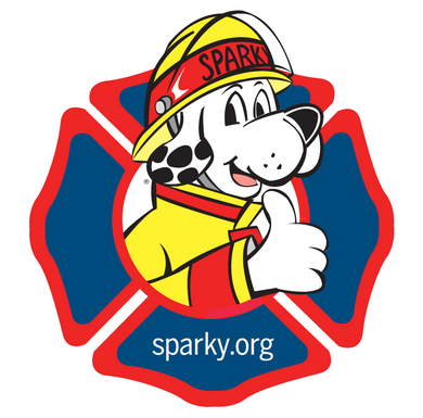 Sparky® Stickers / Autocollants Sparky® - CanOps