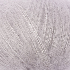 Laine essentials super kid mohair argent (gris)