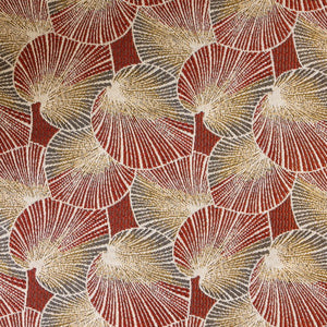 jacquard ameublement lotus terra