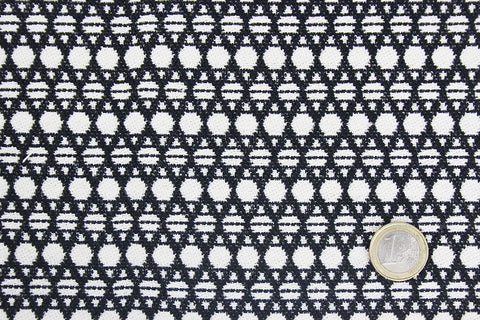 Jacquard Seattle blanc