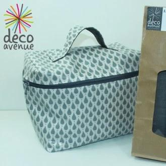 kit couture vanity, trousse de toilette, decoavenue, couture nantes