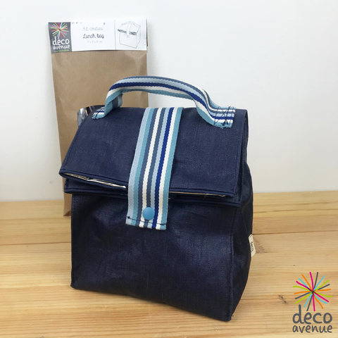kit lunch bag, sac isotherme, kit couture débutant