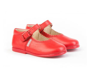 PRE ORDER ANGELITOS LEATHER MARY JANE