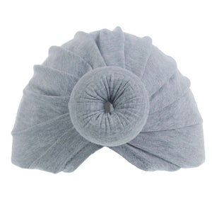 Soft Touch Turban Donut Hat