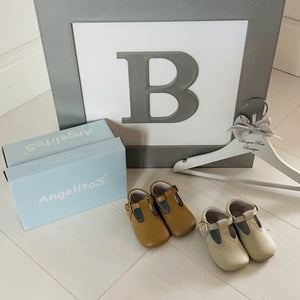 Angelitos Pram Shoes