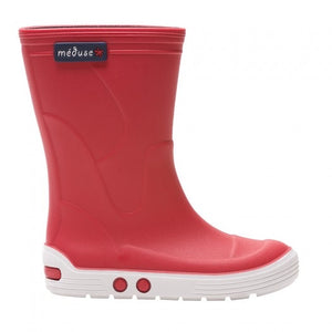 Meduse Red Wellies