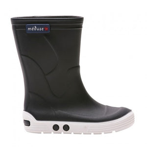 Meduse Navy Wellies