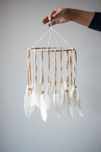 Boho Feather Mobile