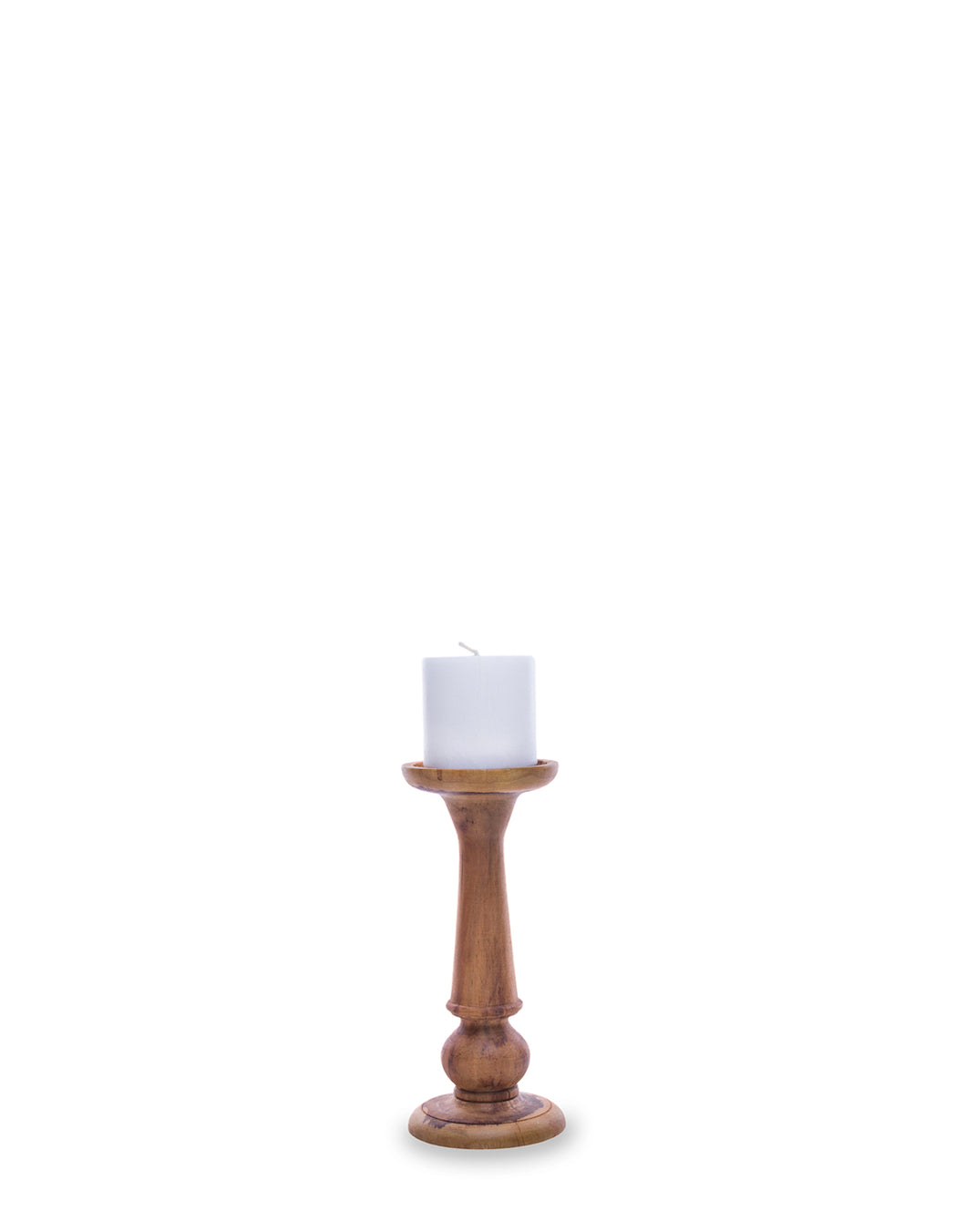 Palm Beach Candle Holder (Natural)