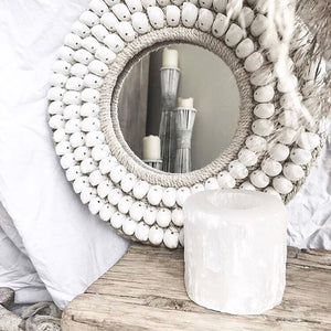Shell Mirror Halo