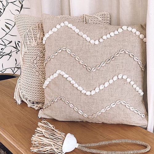 Samara Linen Cushion by NMP