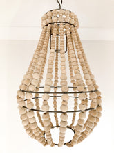 Beaded Chandelier [Natural]