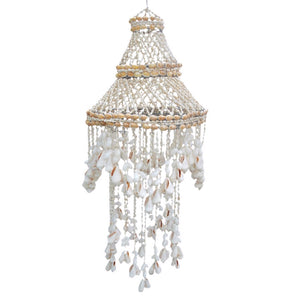 Amalie Shell Chandelier