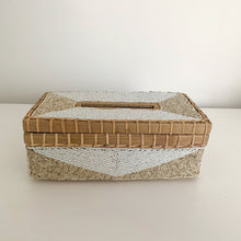 Noku Beaded Tissue Box