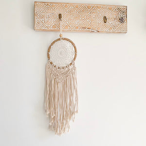 Boho Mandela Dream Catcher