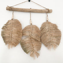 Tamela Feather Wall Hanging