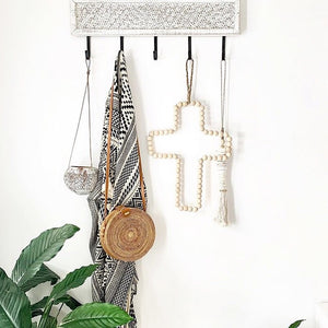 Dharma Beaded Cross