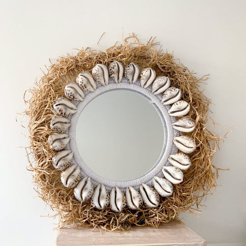 Kyah Mirror Wall Hanging