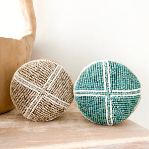 Maya Beaded Baskets