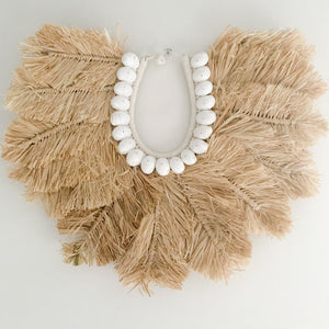 Azaia Feather Wall Hanging