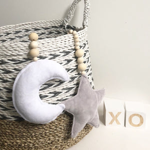 XO Wooden Blocks (White)