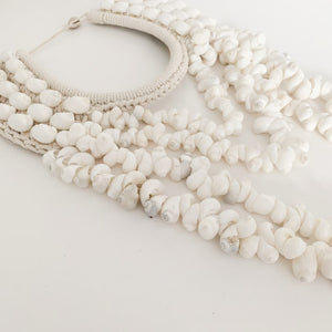 Zaria Shell Necklace