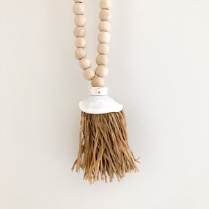 Jada Beaded Tassel