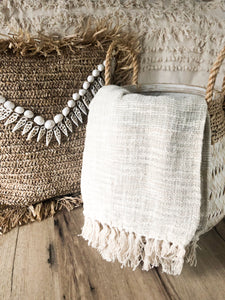 Ellery Hand Woven Throw