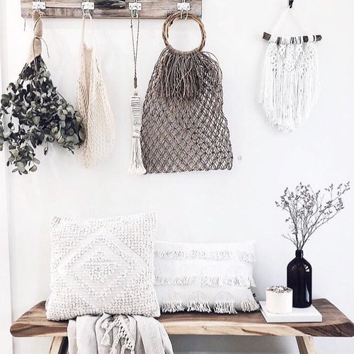 Mini Alika Macrame Wall Hanging