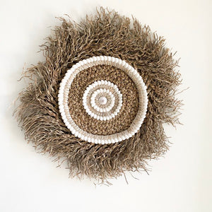 Maleah Seagrass Wall Hanging