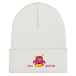 Guzu Monster Cuffed Beanie