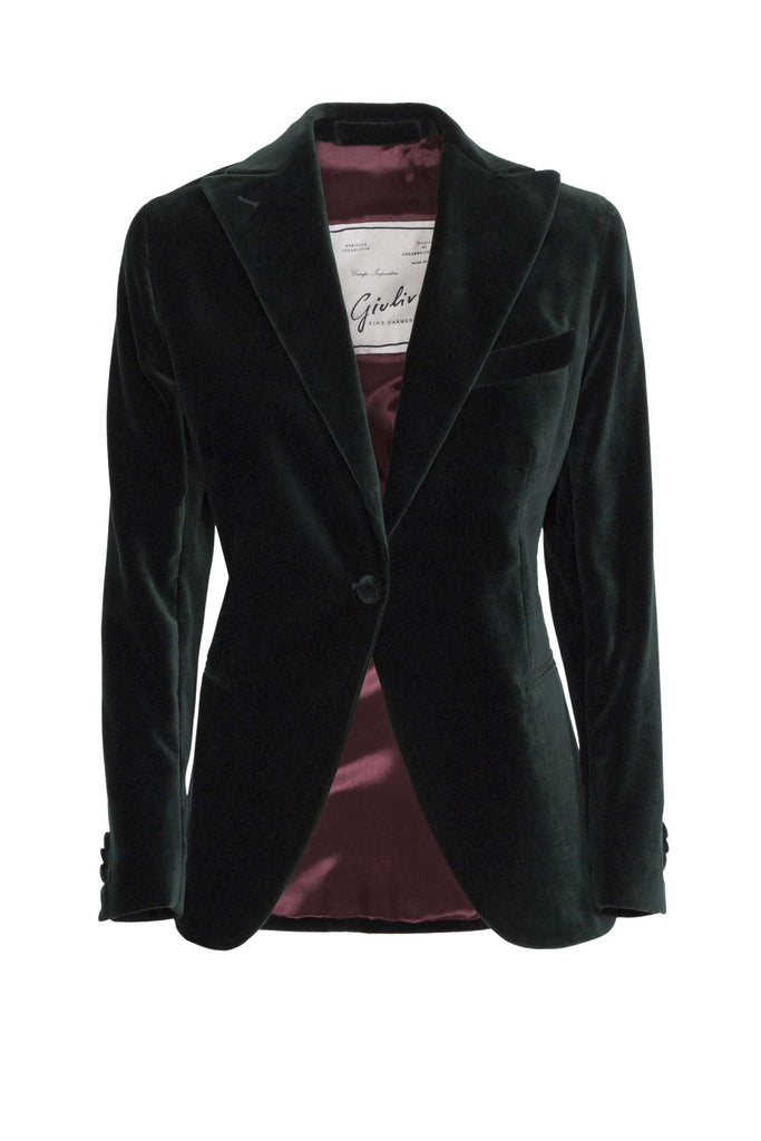 Other Smoking Blazer