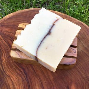Oat & Honey Organic Soap