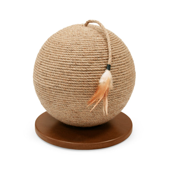 Kitty Power Paws Sphere Scratching Post 13