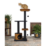 Kitty Power Paws Tiger Tower