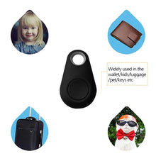 2018 New Anti-lost alarm Smart Tag Wireless Bluetooth Tracker Child Bag Wallet Key Finder  Locator anti lost alarm itag