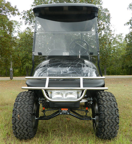 Club Car Precedent Stainless Steel Brush Guard