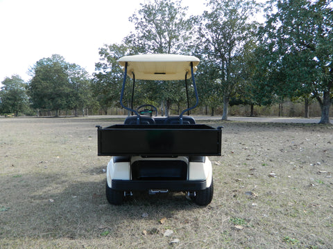 Club Car DS Aluminum Cargo Box ( CALL FOR SHIPPING DETAILS )