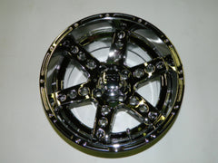 "14"" Chrome Dominator Wheel"