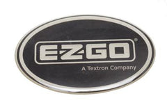 E-Z-GO Platinum Oval Decal For ST Cowl