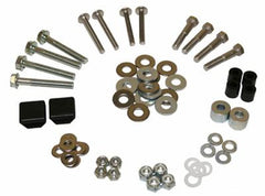 E-Z-GO TXT Suntop Hardware Kit (Bagged)