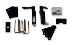 "E-Z-GO TXT ELECTRIC 6"" Spindle Lift Kit (2001 - Up)"