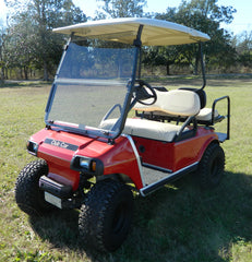 Club Car DS Tinted Split Windshield (New Style)